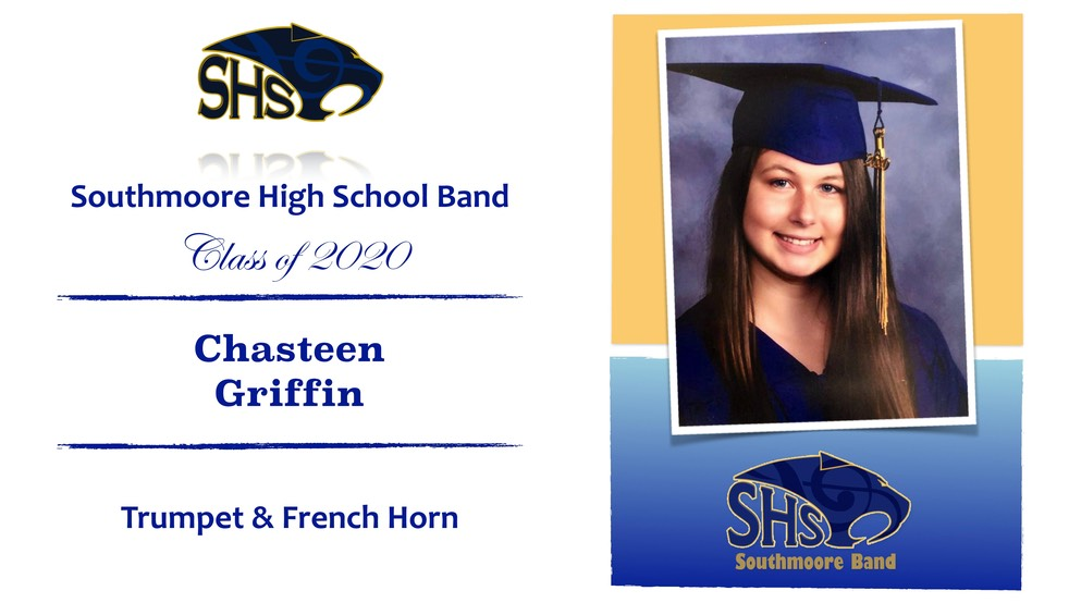 Senior Shout Out - Chasteen G